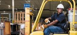 Forklift Training Saskatoon